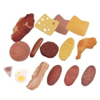 Набор продуктов Miniland Холодные закуски, 16 шт. Miniland