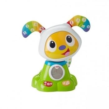 Интерактивная игрушка Fisher-Price Щеночек робота Бибо (русский) Fisher-Price