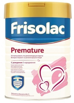 Сухая молочная смесь Friso Premature, 400 г Friso
