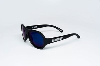babiators Солнцезащитные очки Babiators Polarized Black Ops Black (3-7 лет) BAB-050