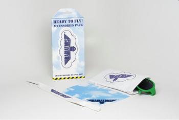 babiators Набор аксессуаров для солнцезащитных очков Babiators Ready to Fly BAB-067