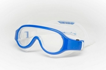 babiators Очки для плавания Babiators Submariners Swim Goggles, голубые (3-7 лет) BAB-068