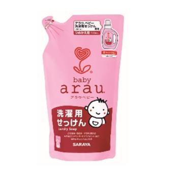 arau Жидкость для стирки детской одежды Arau Baby, для белых и цветных тканей, 720 мл 25772