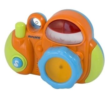 Развивающая игрушка Miniland Первый фотоаппарат (97254 ) Miniland