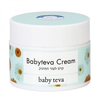 baby teva Детский крем BabyTeva Cream, 50 мл