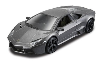 bburago Автоконструктор Bburago Lamborghini Reventon 1:32, серый (18-45132)