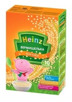 Вермишелька Heinz Фигурки, 340 г Heinz