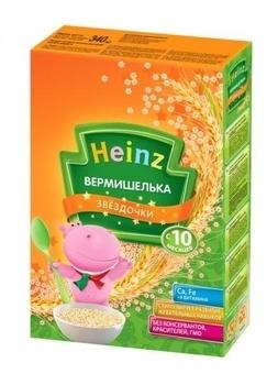 Вермишелька Heinz Звездочки, 340 г Heinz