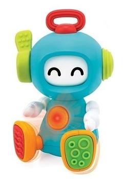 Развивающая игрушка Sensory Робот-весельчак Sensory