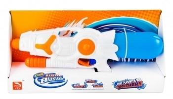 Водный бластер Cool Super Blaster, белый (LY801-1) Країна Іграшок