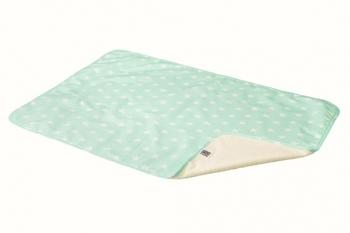 Двусторонняя многоразовая пеленка ЭКО ПУПС Eco Cotton, хлопок, р.65х90 см, звезды ЭКО ПУПС
