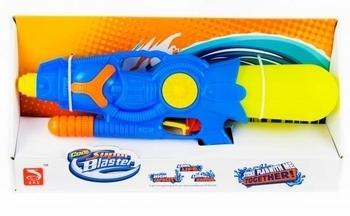 Водный бластер Cool Super Blaster, синий (LY801) Країна Іграшок