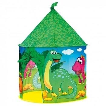 Палатка Bino Замок Динозавра Bino