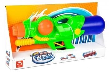 Водный бластер Cool Super Blaster, зеленый (LY807) Країна Іграшок