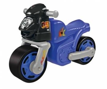 Мотоцикл-толокар Simba Стильная классика, синий (56331) Simba