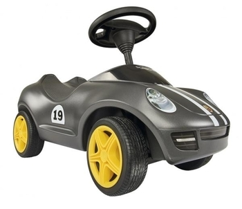 Машинка-толокар Simba Porsche, серый (56346) Simba