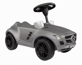 Машинка-толокар Simba Mercedes Benz, серый (56344) Simba