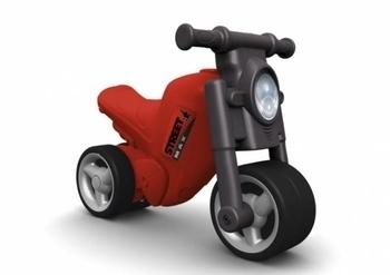 Мотоцикл-толокар Simba Гонки, красный (56360) Simba