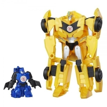 Роботы-трансформеры Hasbro Bumblebee & Stuntwing, 2 шт. (C0653_C0654) Hasbro