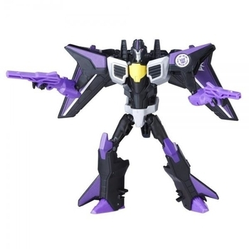 Робот-трансформер Hasbro Tra Rid Warrior Skywarp (B0070_C1078) Hasbro