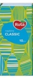 Носовые платочки Ruta Classic, белый, 1 шт. Ruta