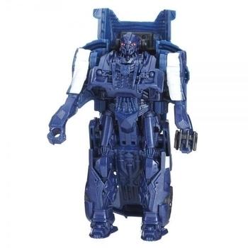 Робот-трансформер Hasbro 1 Step Turbo Changer Barricade (C0884_C1313) Hasbro