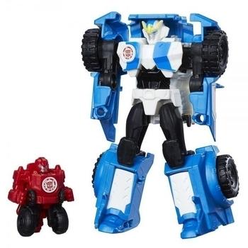 Роботы-трансформеры Hasbro Strongarm & Trickout, 2 шт. (C0653_C0655) Hasbro