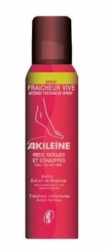 Охлаждающий спрей для ног Akileine, 150 мл Akileine