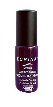 Лак-уход для укрепления и питания ногтей Ecrinal, фиолетовый, 6 мл Ecrinal