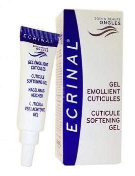 Гель для смягчения и формирования кутикулы Ecrinal, 10 мл Ecrinal