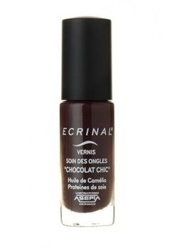 Лак-уход для укрепления и питания ногтей Ecrinal, шоколадный, 6 мл Ecrinal
