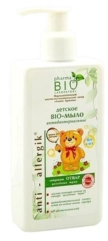 Детское мыло Pharma Bio Laboratory Антибактериальное, 250 мл Pharma Bio Laboratory