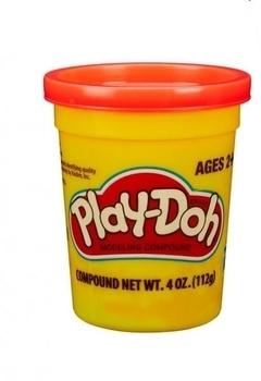 Пластилин Hasbro Play-Doh в баночке, оранжевый, 112 г (B6756) Hasbro