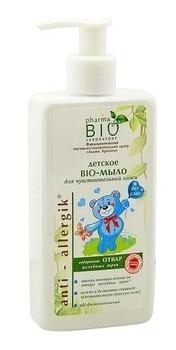 Детское мыло Pharma Bio Laboratory для чувствительной кожи, 250 мл Pharma Bio Laboratory