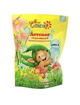 Детское гель-мыло Ясне Сонечко Duo-Pack Антибактериальное, 450 мл Ясне Сонечко