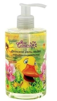 Детское гель-мыло Ясне Сонечко Duo-Pack Антибактериальное, 300 мл Ясне Сонечко