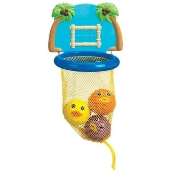 Игровой набор для ванной Munchkin Баскетбол (11123) Munchkin