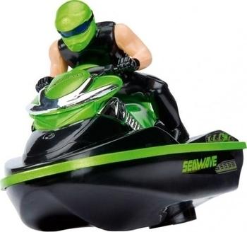 Скутер Dickie Toys, 22 см, зеленый (7266808) Dickie Toys