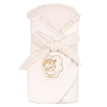 Конверт Royal Infant Девочка Ангел, молочный (1100) Royal Infant