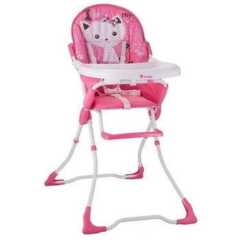 Стульчик для кормления Bertoni Candy Kitten, розовый (18287) Bertoni
