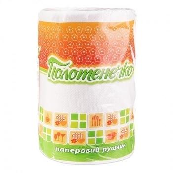 Бумажные полотенца Рута Полотенечко Ruta