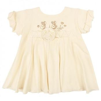royal infant Платье Royal Infant Сладкий стиль, интерлок, р.62, кремовый (1126)