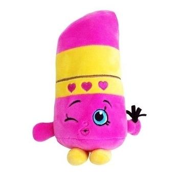 Купить Мягкие игрушки, Мягкая игрушка Shopkins Леди Помада (20 см), Китай