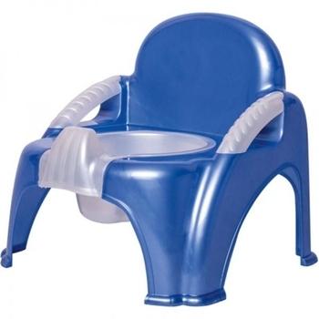 Детский стульчик-горшок Sevi bebe, синий (193) Sevi bebe