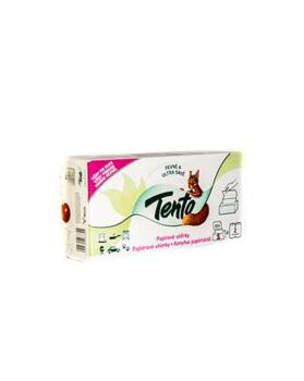 Двухслойные кухонные полотенца Tento Box, 80 шт. Tento