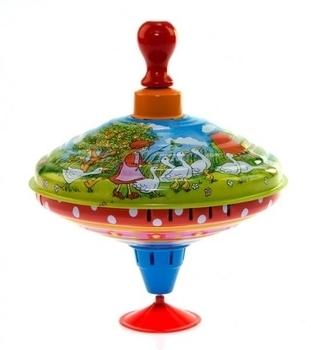 Купить Развивающие игрушки, Юла Goki Ферма (53057)