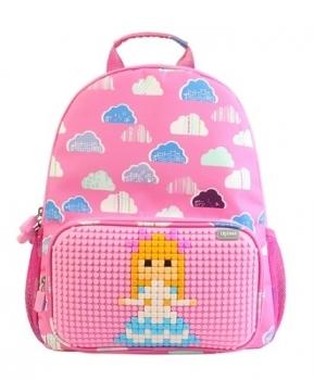 72907eb0d8e3 Рюкзак Upixel Floating Puff, розовый + подарок | Купить в интернет ...
