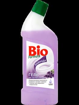 bio formula Гель для чистки унитазов Bio Formula Лаванда, 1 л
