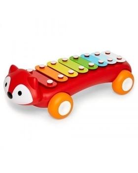 Купить Интерактивные и музыкальные игрушки, Развивающая игрушка Skip Hop Ксилофон (303109)