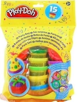Купить со скидкой Набор пластилина Play-Doh для праздника, 15 мини-баночек (18367)